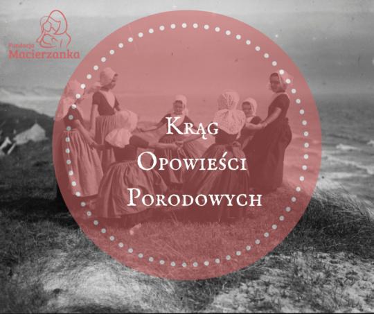 Krąg Opowieści Porodowych w Szczecinie