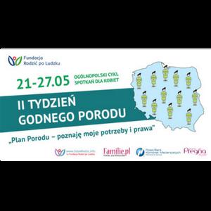 Tydzień Godnego Porodu w Szczecinie