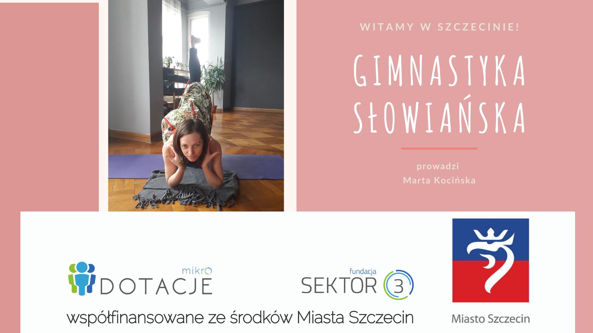 Gimnastyka słowiańska dla ciężarnych i mam
