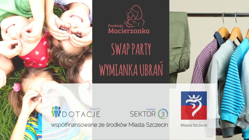 Swap party – wymianka ubrań